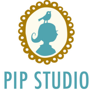 Kissen Pip Studio Floris Wei 13 324x324