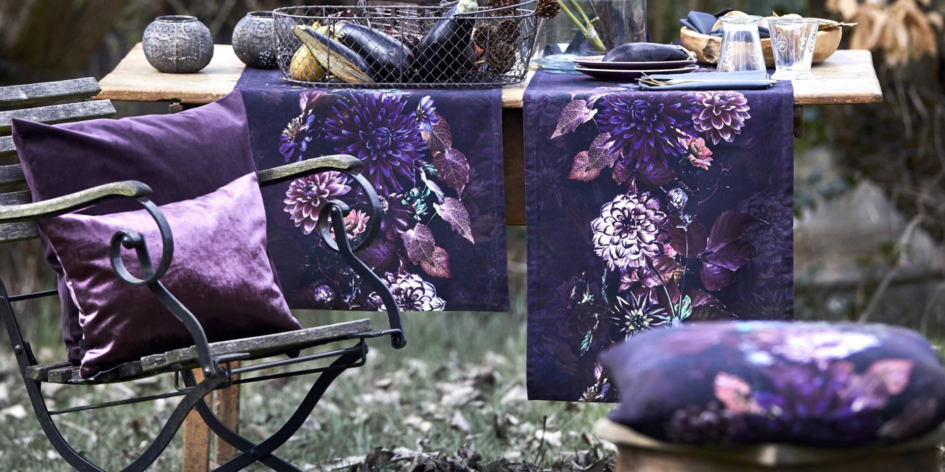 Blumenkissen & Kissen mit floralen Motiven