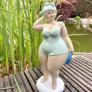Figur Beachlady ANITA mint Casablanca H 24 cm