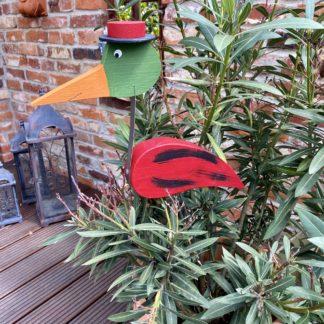 Gartenstecker SEPP Vogelvilla H 60 cm