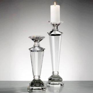Kaheku Kerzenständer ALTO Kristallglas