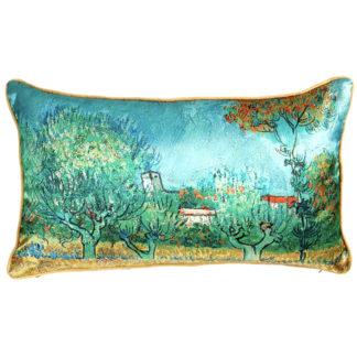 Kissen Beddinghouse Van Gogh Museum COUNTRYSIDE BLUE 30x50 cm