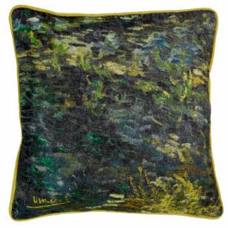 Kissen Beddinghouse Van Gogh Museum PAINTBRUSH GREEN 45×45 cm