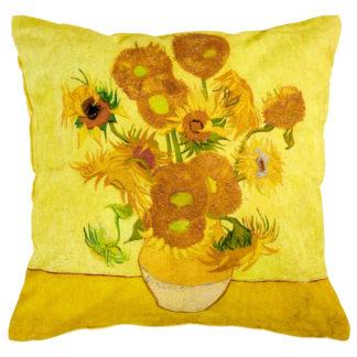 Kissen Beddinghouse Van Gogh Museum SUNFLOWER YELLOW 45×45 cm