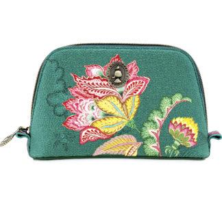 Kosmetiktasche PIP Studio JAMBO FLOWER grün 19 cm