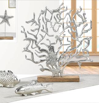 Koralle TONGA Kaheku H 48 cm