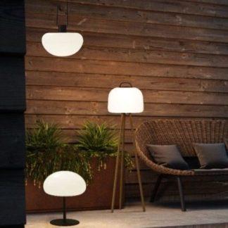 Gartenleuchte Nordlux KETTLE TRIPOD LED Stehlampe H 123 cm