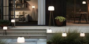 LED Gartenbeleuchtung & beleuchtete Blumenkübel KETTLE Nordlux
