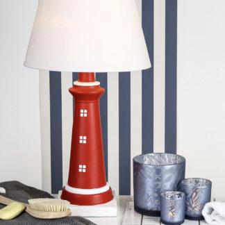 Tischlampe LEUCHTTURM Casablanca H 61 cm