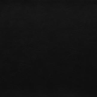 TISCHSET ASA vegan leather black 33 x 46 cm