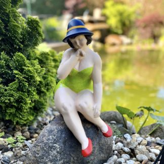 Figur Beachlady Casablanca ANNIE H 41 cm
