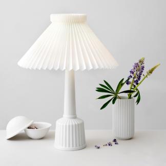 Tischlampe LYNGBY Esben Klint Porzellan H 67 | 46 cm