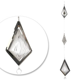 Windspiel Casablanca CRYSTAL DIAMONDS L 120 cm