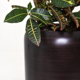 Bodenvase HARMONY DELUXE aubergine H 75 | 97 | 117 cm