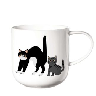 Henkelbecher ASA SURPRISED CATS 0,4 l