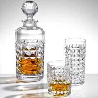 Karaffe | Whiskyglas | Longdrinkglas BEATS Kristallglas Kaheku