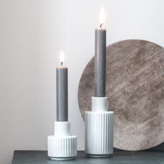 Kerzenständer Lyngby Porzellan H 11 cm | 7 cm