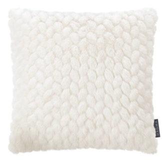 Magma Kissen MINK elfenbein 50 x 50 cm