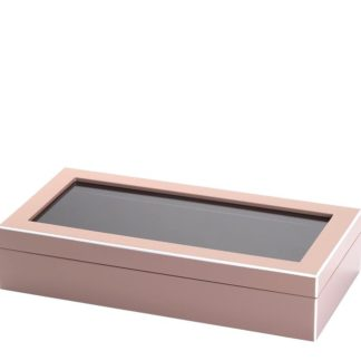 Brillenbox TANG GiftCompany rosewood 37 x 18,5 cm