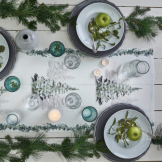 Tischläufer Apelt WINTERWELT 3602 46 x 135 cm