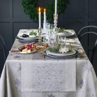 Tischläufer Apelt Christmas Elegance 3626 Col 27 48x140 Cm 1 324x324