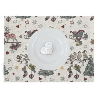 Tischset Apelt WINTERWELT 3616 32 x 45 cm