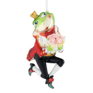 Weihnachtsbaumschmuck FROOG GROOM GiftCompany H 13 cm