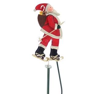 Weihnachtsdeko Kaheku Pendelfigur Ilva Oldtimer H 31 Cm 3