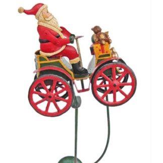 Weihnachtsdeko Kaheku Pendelfigur Ilva Oldtimer H 31 Cm 4 324x324