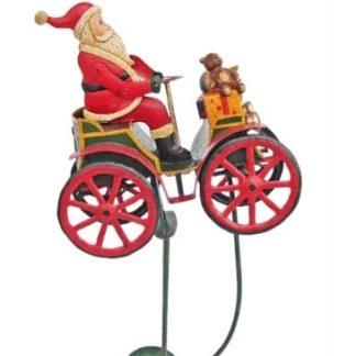 Weihnachtsdeko Kaheku Pendelfigur Ilva Oldtimer H 31 Cm 6 324x324