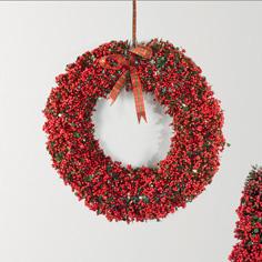 Weihnachtsdeko Kaheku Pendelfigur Ilva Schlittschuhe H 34 Cm 3