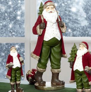 Weihnachtsdeko Kaheku Santa Martino H 470 325 240 Cm 3