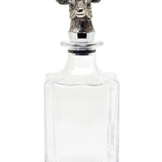 Flaschenverschluss Palme Edzard Murano Glas H 13 Cm 11 324x324