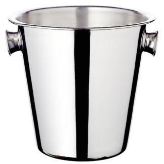 Weinkühler JOEY Edzard hochglanzpoliert H 23 cm