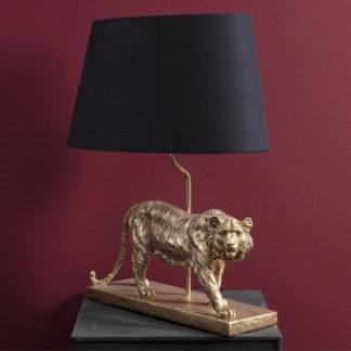Tischlampe TIGER Werner Voss H 58 cm