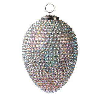 Osterdeko Glasei SEOUL GiftCompany changierend 10x14 | 8x10 cm