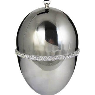 Osterei C A L D A N A Silber H 215 Cm 324x324