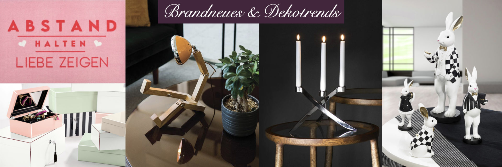 Brandneues & Dekotrends