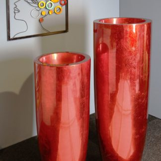 Bodenvase KONUS Casablanca rot 93 | 115 cm