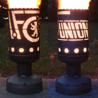 Feuerkorb 1. FC UNION BERLIN H 60 cm