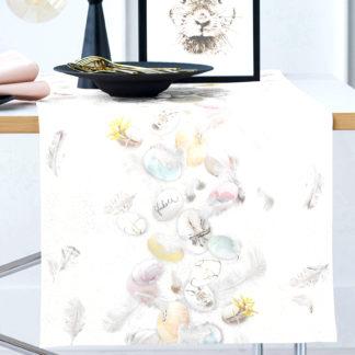 Tischläufer HAPPY EASTER 6444 Apelt 45 x 135 cm