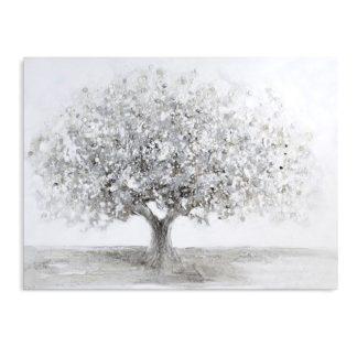"""Leinwandbild auf Keilrahmen """"BIG TREE"""" acrylbeschichtet Casablanca 120 x 90 cm"""