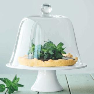 Tortenplatte ø 29,0 cm| Glasglocke 26,7 cm GRANDE ASA