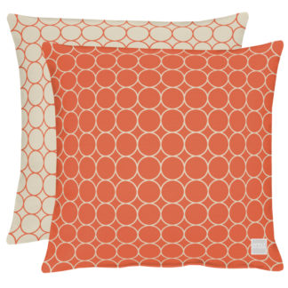 Outdoor Kissen Apelt 3973 col. 30 orange 46x46 cm