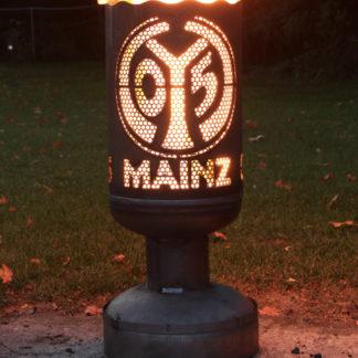 Feuerkorb FSV MAINZ 05 H ca. 80 cm