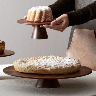 Tortenplatte FOOD STAND ASA Akazienholz ø 35 cm