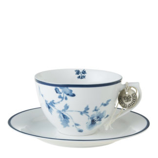 Cappuccinotasse LAURA ASHLEY China Rose 0,13 l