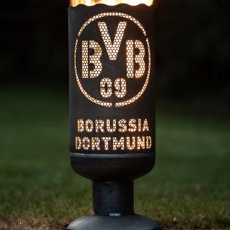 Feuerkorb BORUSSIA DORTMUND H ca. 90 cm
