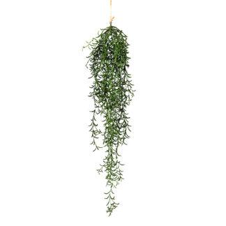 Kunstblume ERBSENSTRAUCH-HÄNGER H 81 cm