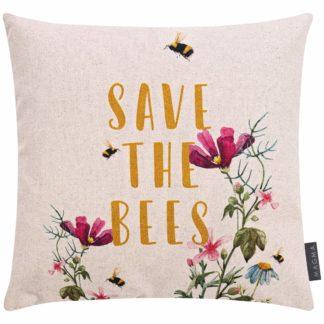 Kissen Magma BIENE & CO. Save the bees 40x40 cm
